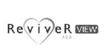 REVIVER VIEW AED