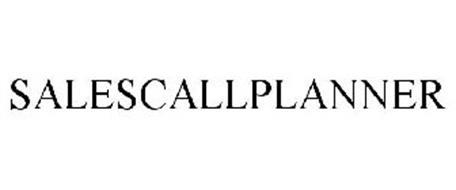 SALESCALLPLANNER
