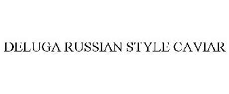 DELUGA RUSSIAN STYLE CAVIAR