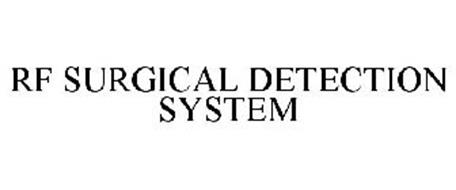 RF SURGICAL DETECTION SYSTEM
