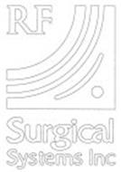 RF SURGICAL SYSTEMS INC