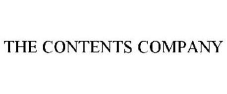 THE CONTENTS COMPANY