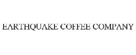 EARTHQUAKE COFFEE COMPANY