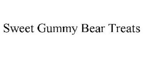 SWEET GUMMY BEAR TREATS