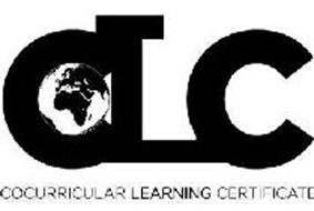 CLC COCURRICULAR LEARNING CERTIFICATE