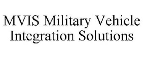 MVIS MILITARY VEHICLE INTEGRATION SOLUTIONS