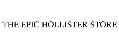 THE EPIC HOLLISTER STORE