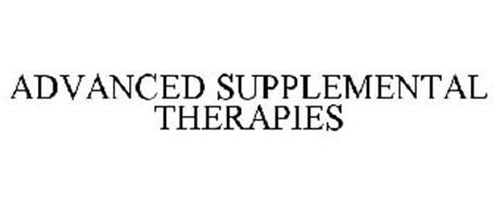 ADVANCED SUPPLEMENTAL THERAPIES