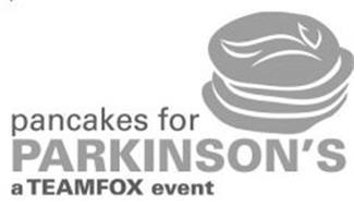 PANCAKES FOR PARKINSON'S A TEAMFOX EVENT