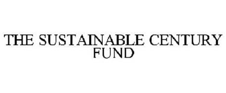 THE SUSTAINABLE CENTURY FUND