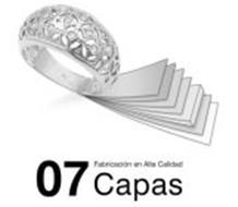 07 CAPAS FABRICACIÓN EN ALTA CALIDAD SKL
