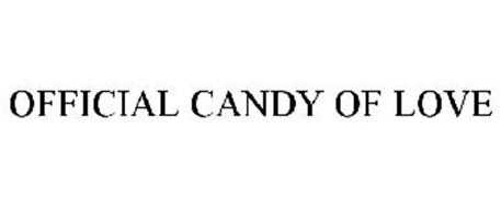 OFFICIAL CANDY OF LOVE