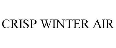CRISP WINTER AIR