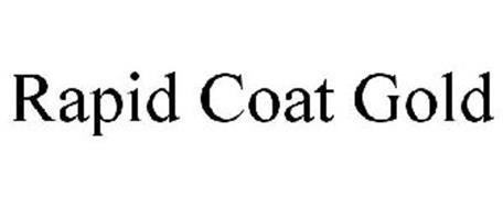 RAPID COAT GOLD