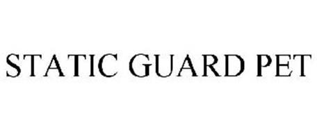 STATIC GUARD PET