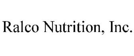RALCO NUTRITION, INC.