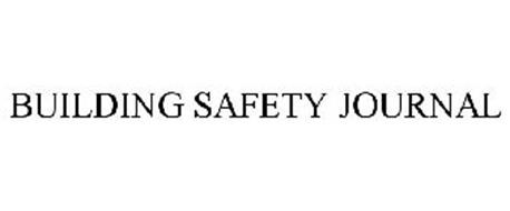 BUILDING SAFETY JOURNAL