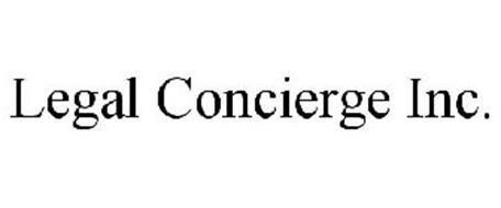 LEGAL CONCIERGE INC.