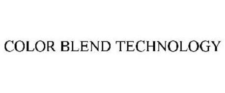 COLOR·BLEND TECHNOLOGY