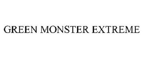 GREEN MONSTER EXTREME