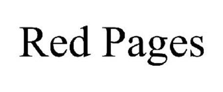 RED PAGES