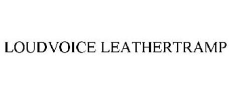 LOUDVOICE LEATHERTRAMP