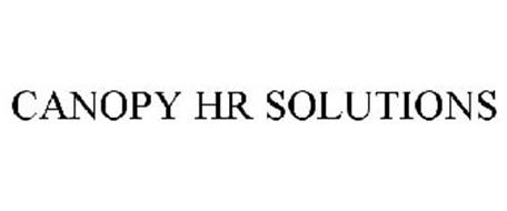CANOPY HR SOLUTIONS
