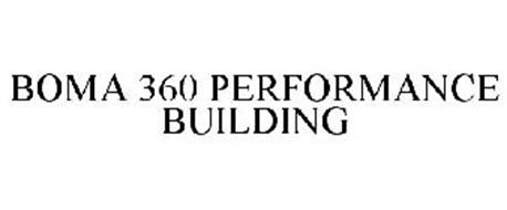 BOMA 360 PERFORMANCE BUILDING