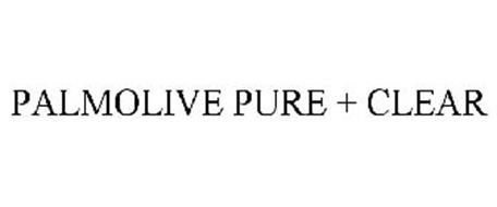 PALMOLIVE PURE + CLEAR