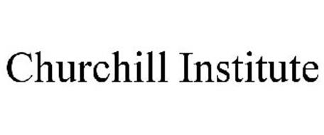 CHURCHILL INSTITUTE