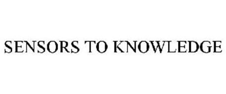 SENSORS TO KNOWLEDGE