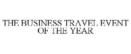 THE BUSINESS TRAVEL EVENT OF THE YEAR