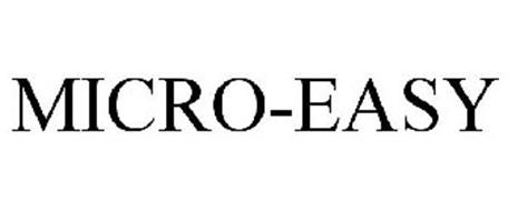 MICRO-EASY