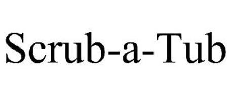 SCRUB-A-TUB