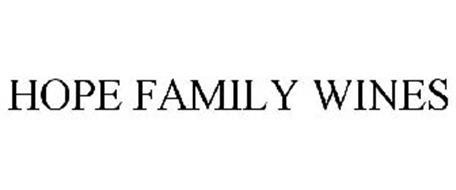 HOPE FAMILY WINES