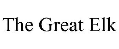 THE GREAT ELK
