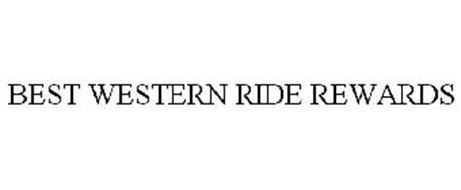 BEST WESTERN RIDE REWARDS