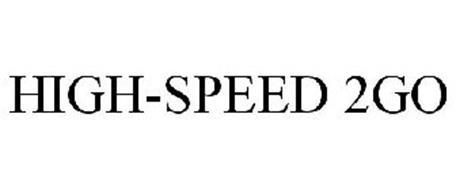 HIGH-SPEED 2GO