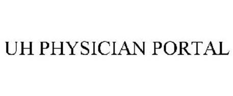 UH PHYSICIAN PORTAL