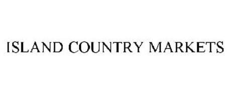 ISLAND COUNTRY MARKETS