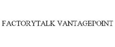 FACTORYTALK VANTAGEPOINT
