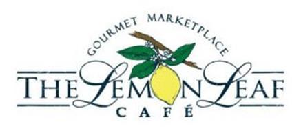THE LEMON LEAF CAFÉ GOURMET MARKETPLACE