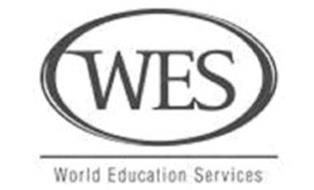 WES WORLD EDUCATION SERVICES