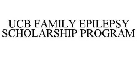 UCB FAMILY EPILEPSY SCHOLARSHIP PROGRAM