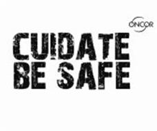 ONCOR CUIDATE BE SAFE