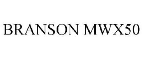 BRANSON MWX50