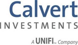 CALVERT INVESTMENTS A UNIFI COMPANY