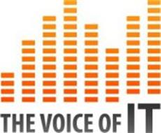 THE VOICE OF IT