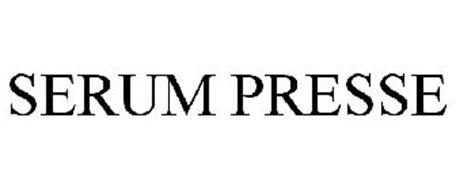 SERUM PRESSE