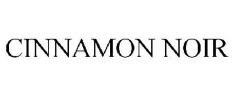 CINNAMON NOIR